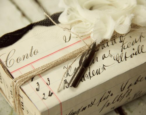 The sweet details- Heidi's Box