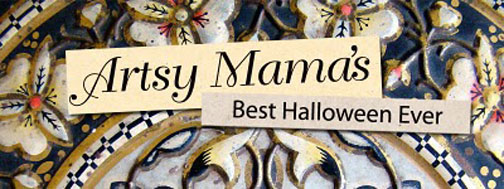 Artsy Mama's Best Halloween Ever