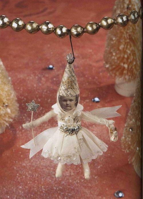 Julie Collings- Doll from Pretty Little Felts