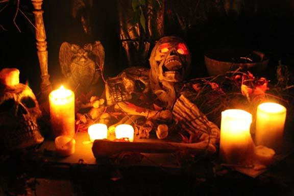 Spook alley