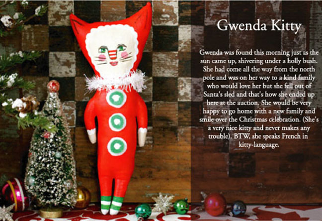 Gwenda
