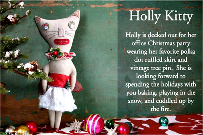 Holly kitty