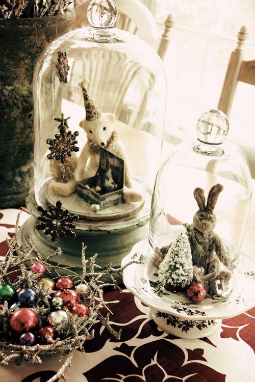 Bear and rabbit copy