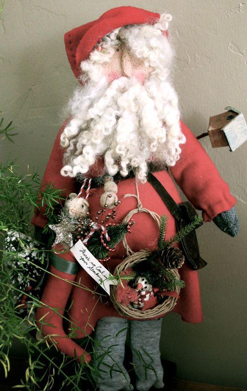 Ilona's santa