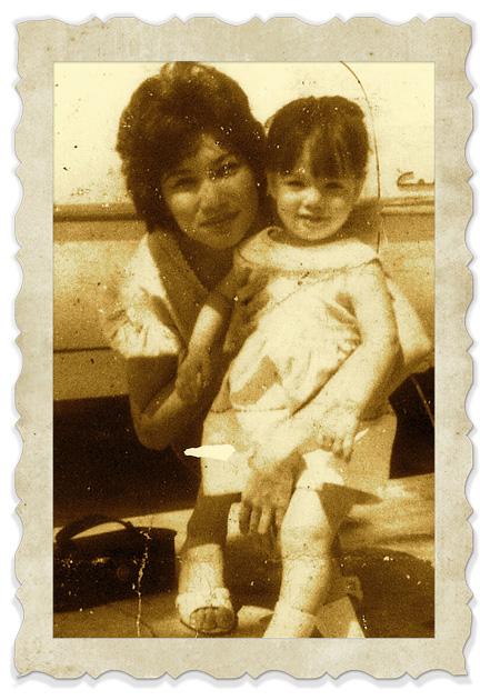 Framed- Mom & Me